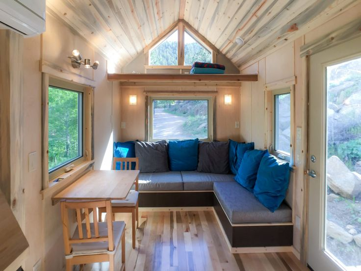 17 Best Ideas About Tumbleweed Tiny Homes On Pinterest