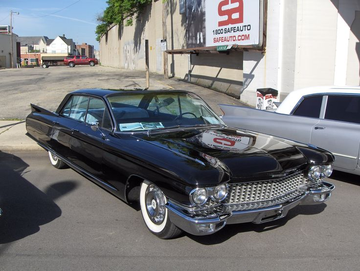 1960 eldorado brougham black black for sale in dayton. Black Bedroom Furniture Sets. Home Design Ideas