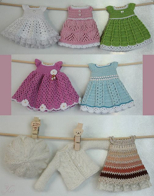 crochet mini dress #20 by Ulanna, via Flickr