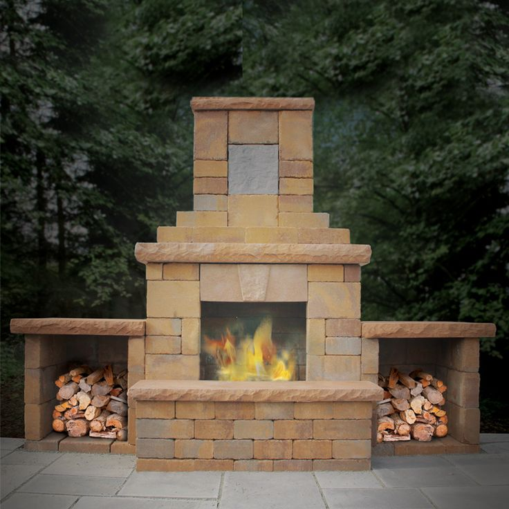 1000 Images About Nicolock Patios Pools On Pinterest: 17 Best Images About Nicolock Fireplaces & Pits On