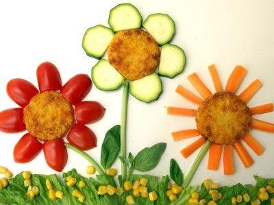 un prato di fiori da...mangiare