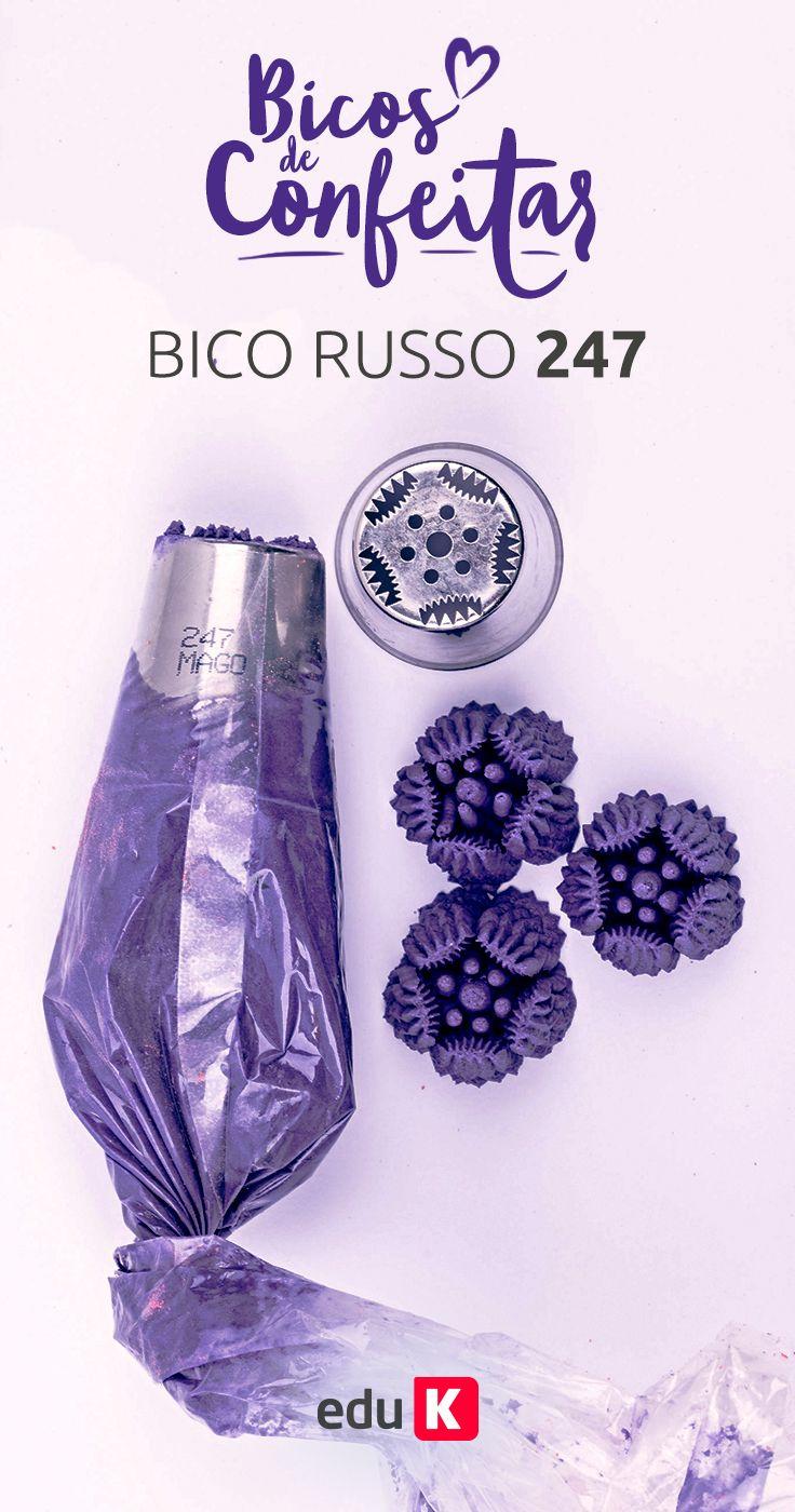 Aprenda a usar este e outros bicos de confeitar para brilhar na confeitaria!