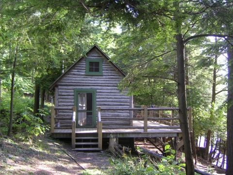 Cabin Faith - Magog Vacation Cabins  This is an amazing place to stay.  You will never want to leave.