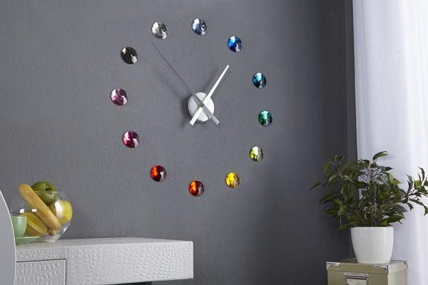 Zegar Color Diamonds