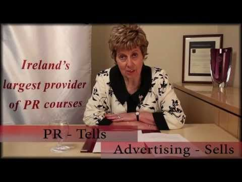 This is the first in a series of videos which we hope you will find entertaining and informative. This, the first, looks at public relations and tries to explain how it is defined, what it is all about, and how PR can help you to promote your business, charity or club.