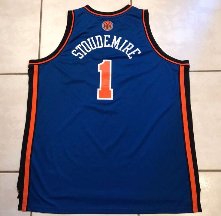 ADIDAS New York Knicks Amare Stoudemire STITCHED NBA Jersey Men's 4XL  | eBay