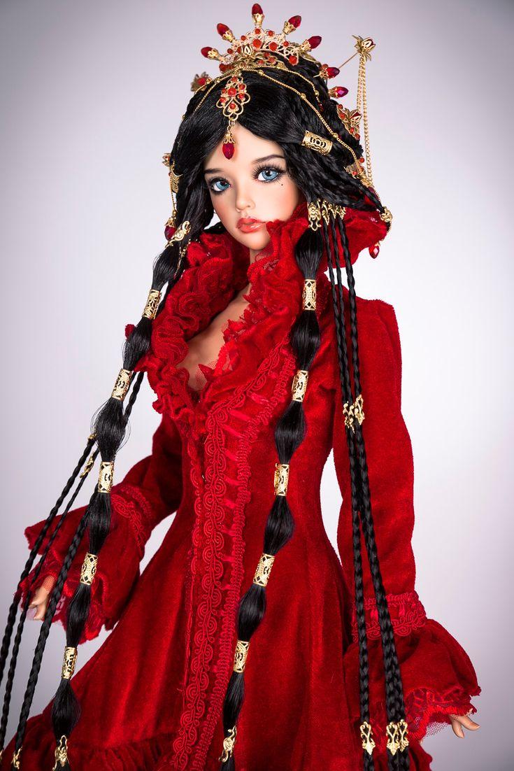 Dieses Produkt hat einen Rabatt von $10 auf unserer Website - http://amadiz-studio.com/ Verfügbar für Ordnung. Wunderbare arabische Fantasie Frisur für Ihre Puppe. Länge ca. 70 cm. Hitzebeständige Faser benutzerdefinierte Perücke mit Difficalt Design. Alle Edelsteine und Zubehör in