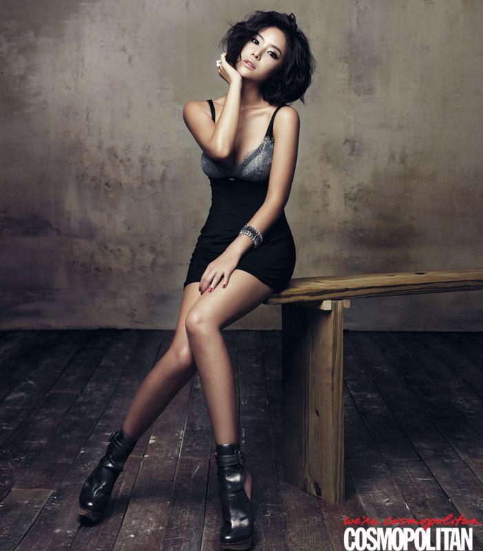 Hwang Jung Eum | She's so beautiful!