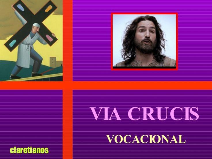 Estaciones Del Via Crucis by sbnavalon via slideshare
