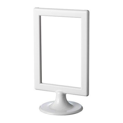 TOLSBY Ramme til 2 billeder IKEA Du kan vise 1 billede på hver side, for rammen har intet bagpanel.