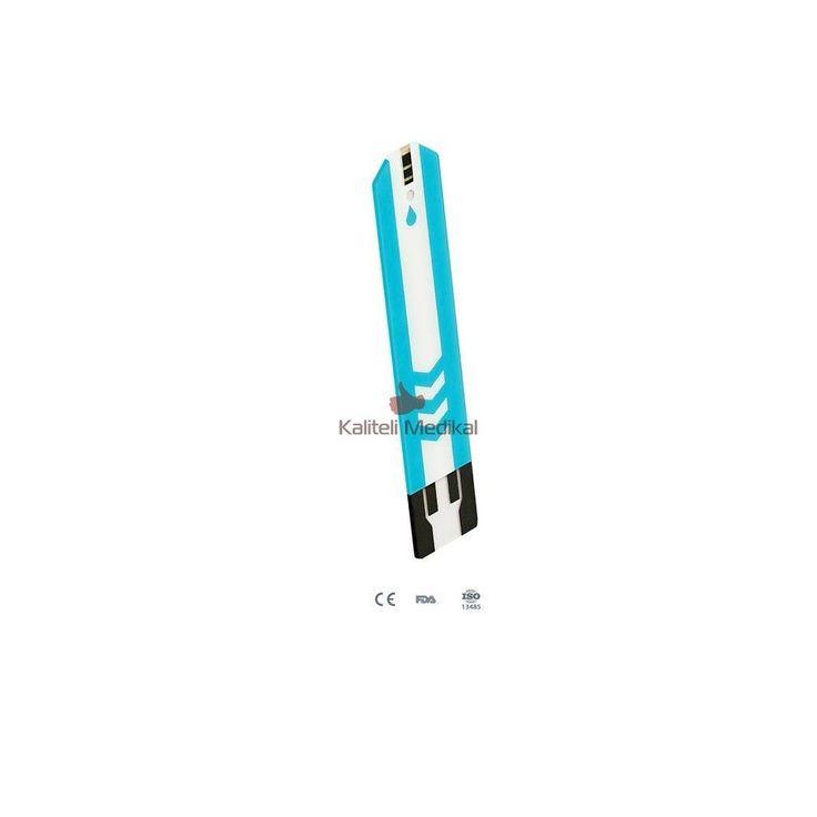 Ürün Adı: Kan Şekeri (Glukoz) Ölçüm Test Stribi Lifechek Smart TD-4360 Fiyatı: 51.33 TL https://www.instagram.com/p/BU3oRelAb8A/