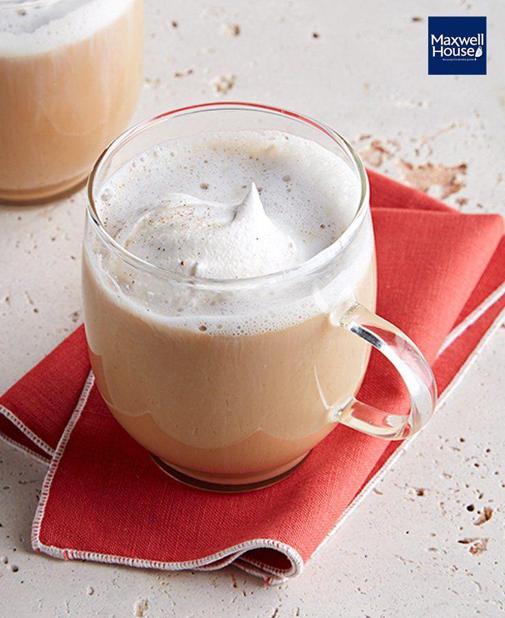 Café au lait et au cidre de pomme #recette