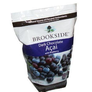Brookside Dark Chocolate Covered Acai with Blueberry - 2 Pounds  $17.25