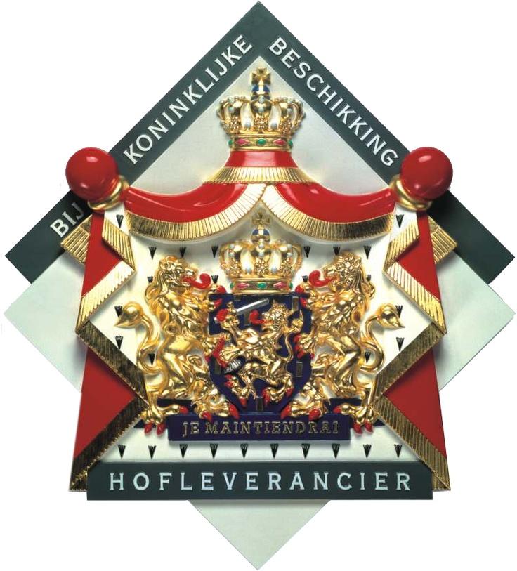 Hofleverancier sinds 1892