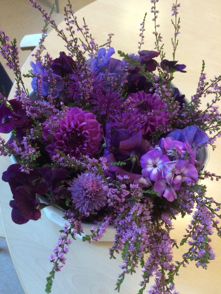 Jag älskar lila