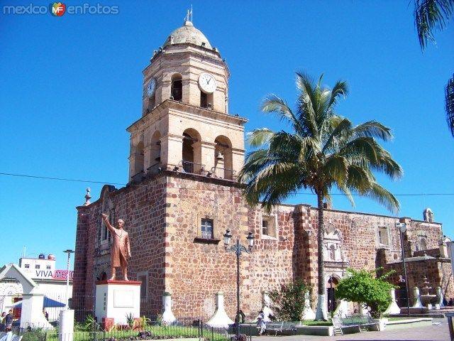 "Fotos de Compostela, Nayarit, México: ""PARROQUIA DE SANTO SANTIAGO APOSTOL"""