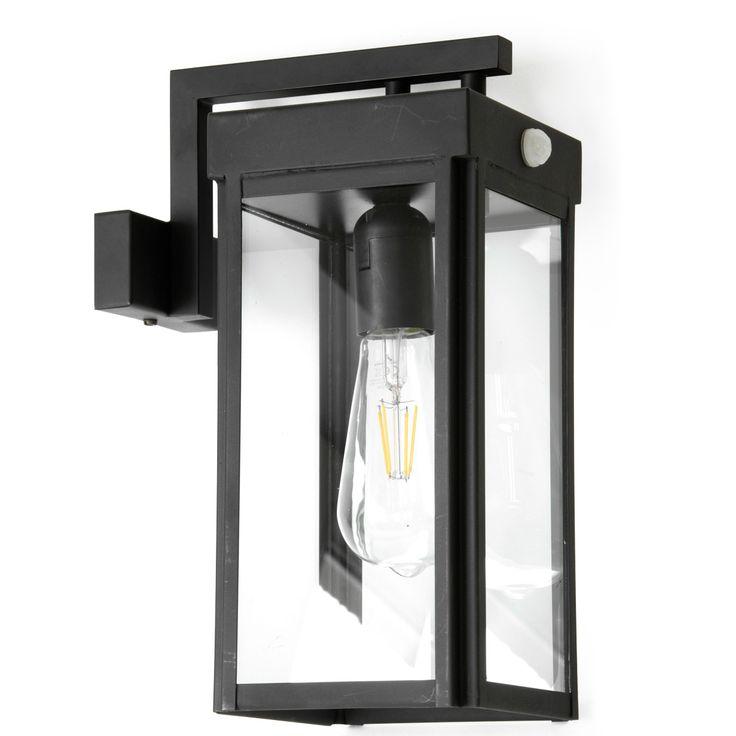 kubische wandleuchte mit bewegungsmelder loft 9050 von atelier mb wandleuchten mit. Black Bedroom Furniture Sets. Home Design Ideas