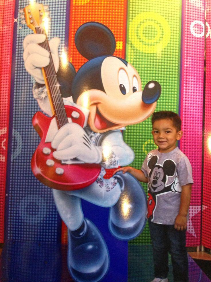 My Roman at Disney Live Mickey's Music Festival