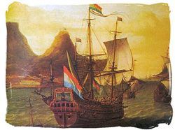 The First Slaves at the Cape | South African History Online