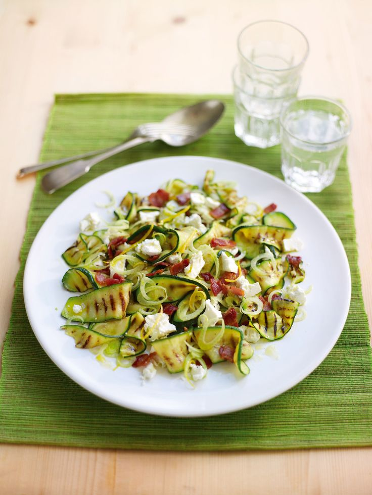 ... attractive summer courgettes fennel fennel goat summer salad recipes