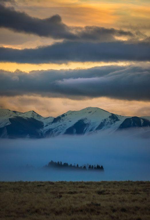 Travel Inspiration for New Zealand - Otago, South Island, New Zealand.