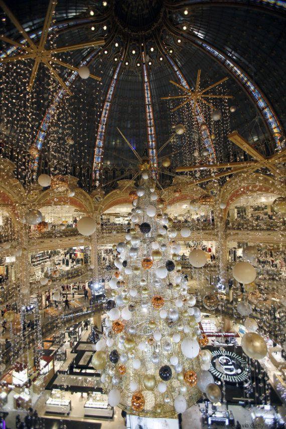 Los árboles de Navidad más extravagantes y creativos del mundo