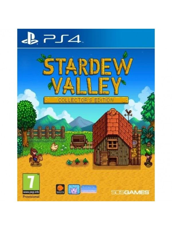 PRE-ORDER: Stardew Valley (PS4)