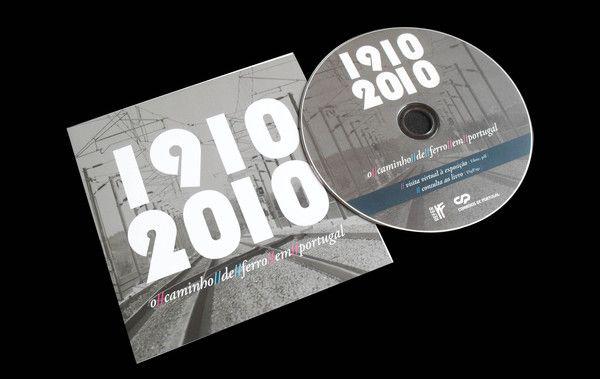Refer | 1910-2010 O Caminho de ferro em Portugal on Behance