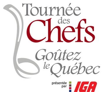 logo tournée des chefs