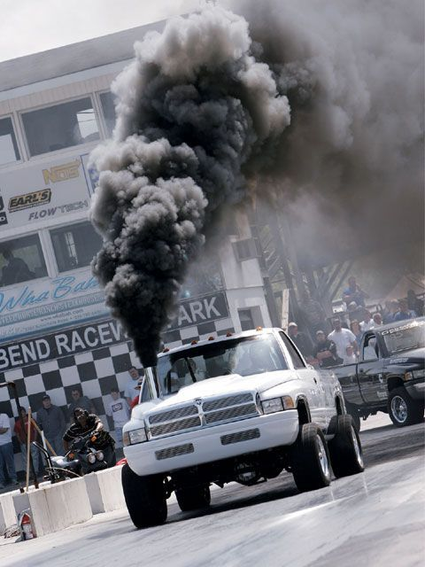 Made by dodge ram, love truck pulls