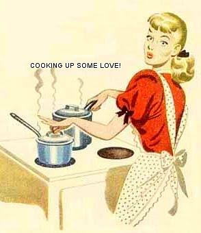 #Vintage food advertisement