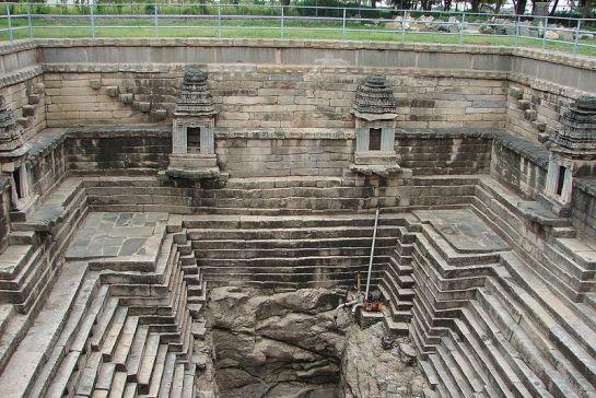An ancient pool or what, Gadag Karnataka