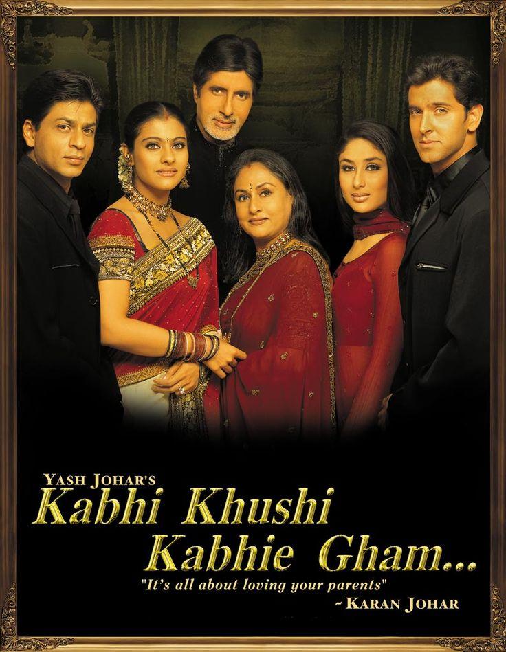 Kabhi Khushi Kabhie Gham 2001  Hindi Movies, Best -7984