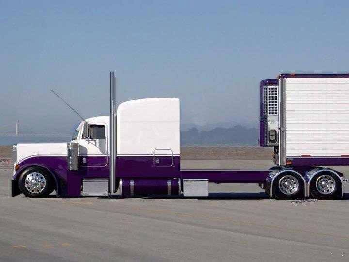kenworth w900 wallpaper hd stretched peterbilt wreefer trucks pinterest