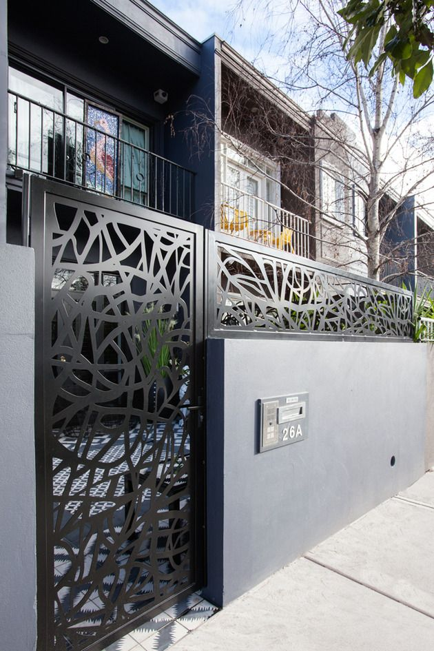 Gallery: Gates & Balustrade