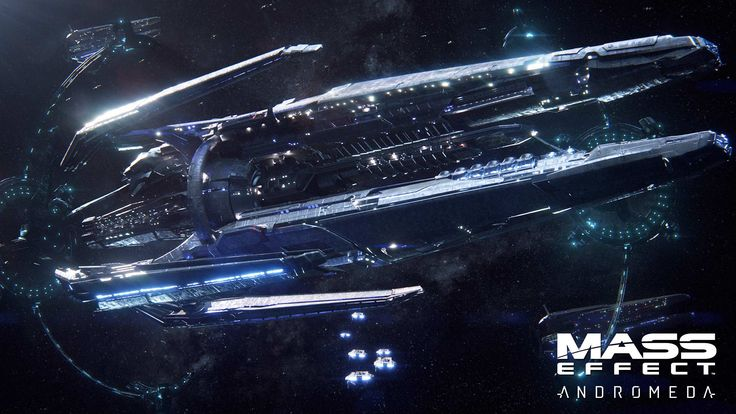 Watch 'Mass Effect: Andromeda' running on the PS4 Pro