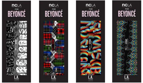 Beyoncé's breathtaking nail collaboration