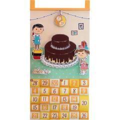 календарь обратного отсчета до дня рождения