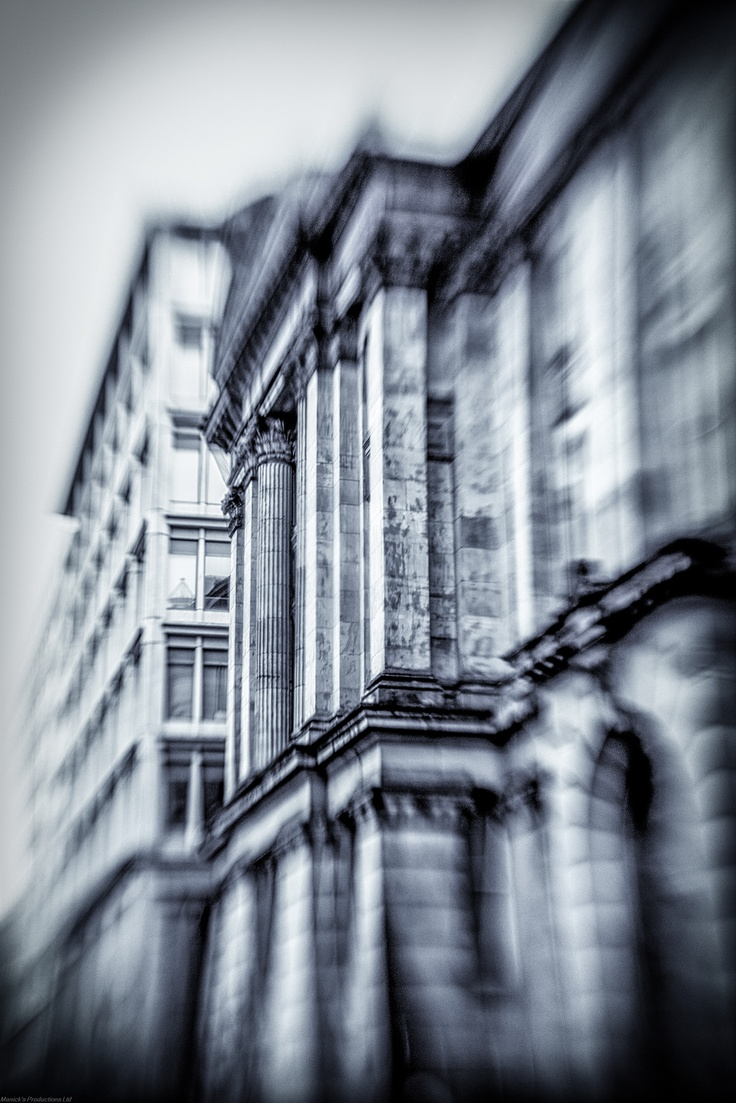 The back of the Council House and Birmingham Museum