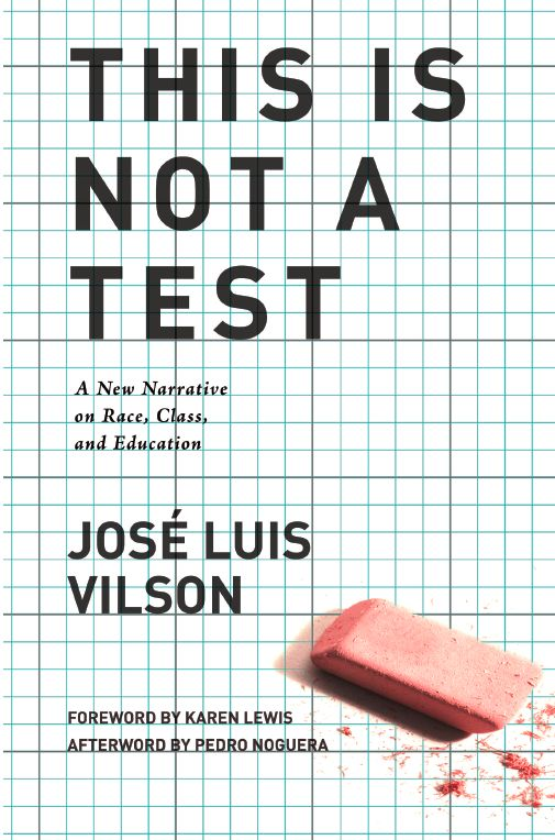 Jose Vilson's Teacher Blog- what an incredible guy! Got to participate in a webinar with him tonight... So fantastic! Gotta pick up a copy of his book.