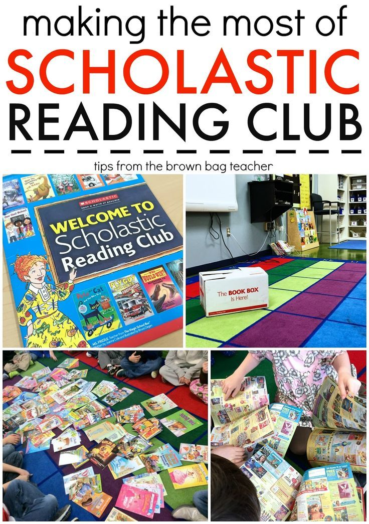 Classroom Libraries shouldn't have to be expensive. Scholastic Reading Club offers inexpensive way to promote reading at home and stock your classroom library!