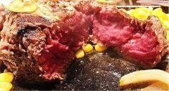 久しぶりの立ち食いのいきなりステーキ イオンモール ナゴヤドーム駅前店で1人ステーキしてきましたヽ()ノ 見てくださいこの赤身のお肉たまんないですよねーでもホント美味しかったです(-)今回はアルコール抜きで食べてきましたけど赤ワインに合いますねこのお肉は tags[愛知県]