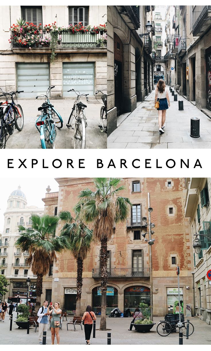 Barcelona Travel Guide | Where to Eat, Stay, & Explore in Barcelona | Lucky Penny Blog