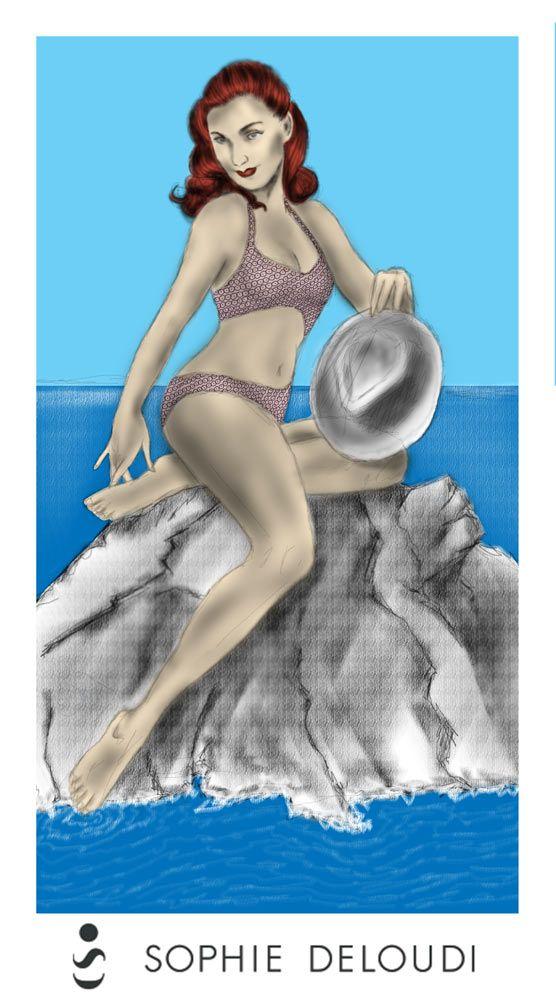 Sophie Deloudi Swimwear SS15