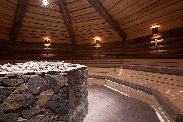 Sauna » Devarana sauna beauty resort