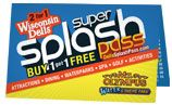Wisconsin Dells Super Splash Pass--Looks like a good deal, if your kids aren't young enough to be free anyway!
