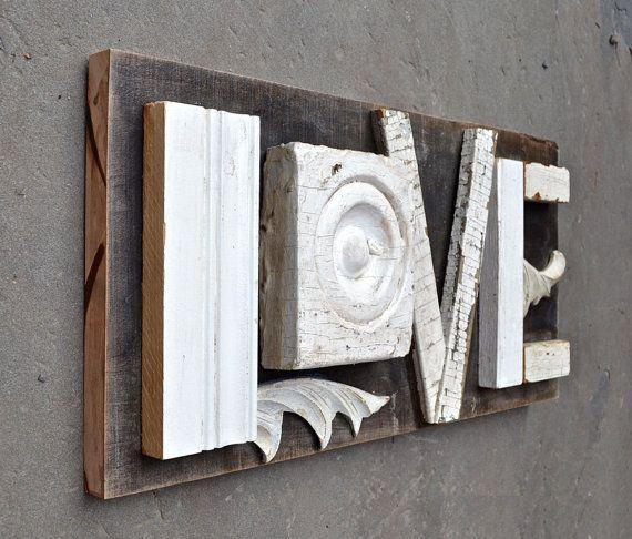 signo arquitectónico salvamento tipografía por ElizabethRosenArt