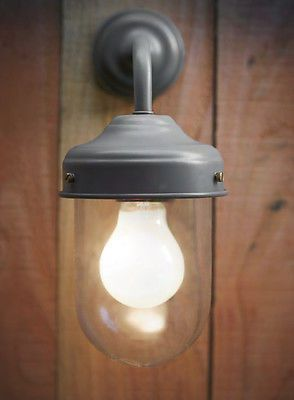 BARN LAMP FOR INDOOR OR OUTDOOR USE – THE HOUSE JAR