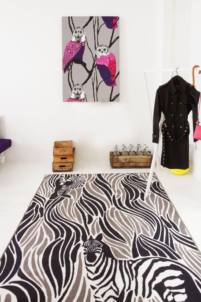 Vallila Interior AW14 collection, Piilossa rug
