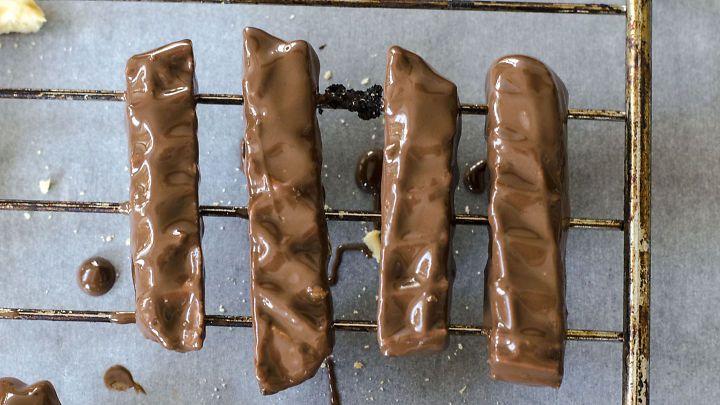 Slik lager du hjemmelaget kjekssjokolade - Godt.no - Finn noe godt å spise